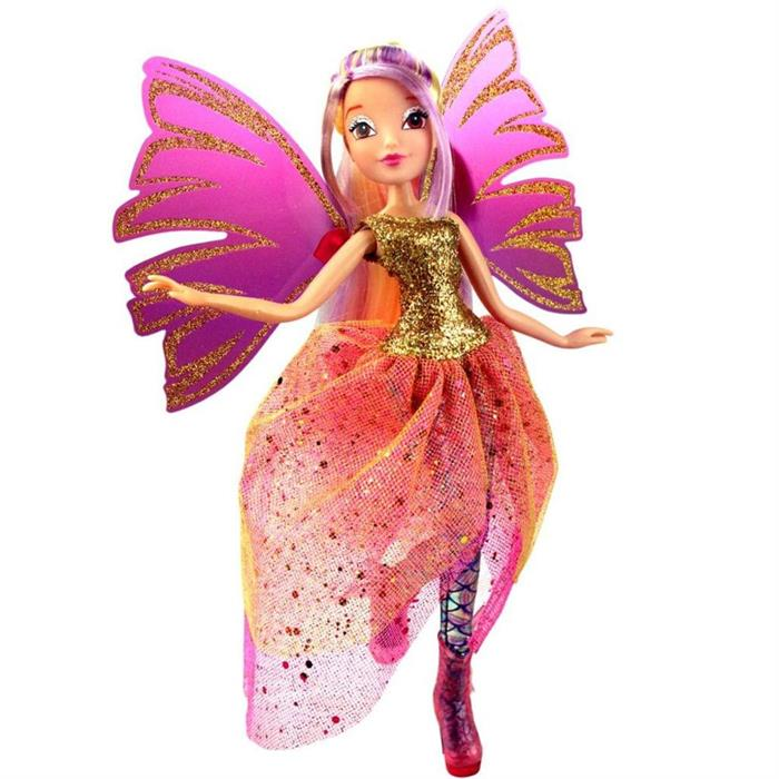 Winx Sirenix Magic Stella 1511703 Yardimci Kitaplar