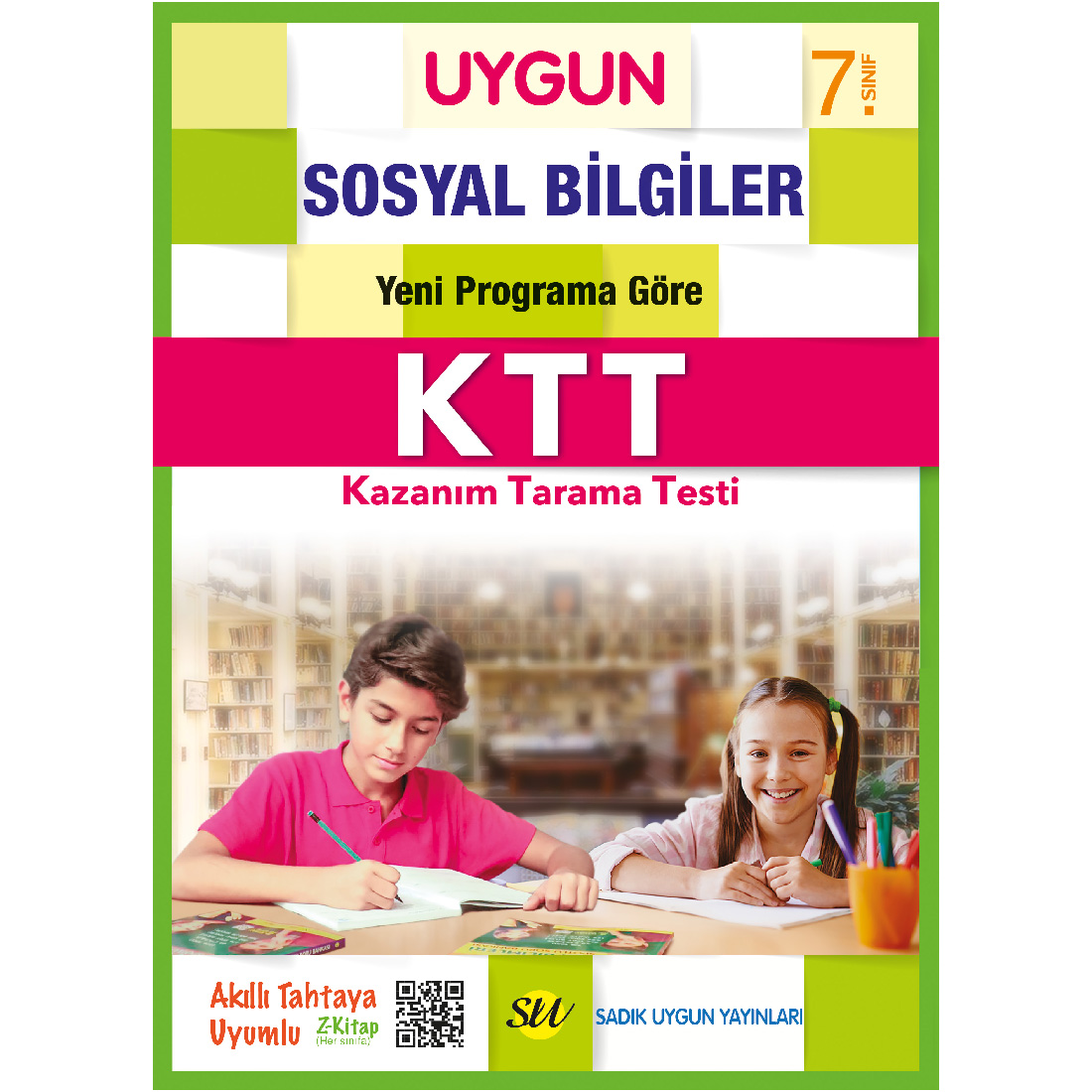 7.Sınıf Ktt Sosyal Bilgiler Sadık Uygun Yayınları