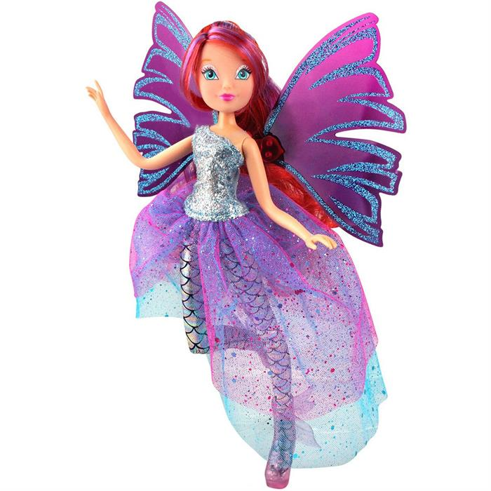 Winx Sirenix Magic Bloom 1511701 Yardimci Kitaplar