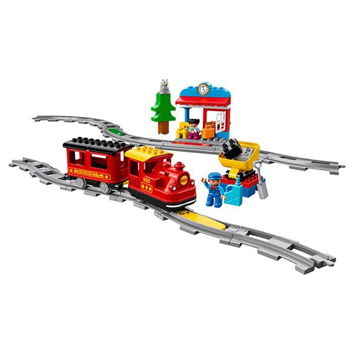 Lego Duplo Buharli Tren 10874 Yardimci Kitaplar