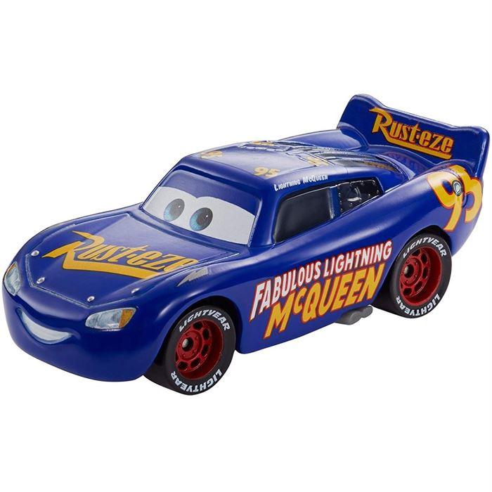 Cars 3 Tekli Karakter Arac Fabulous Lightning Mcqueen Dxv29 Fgd57