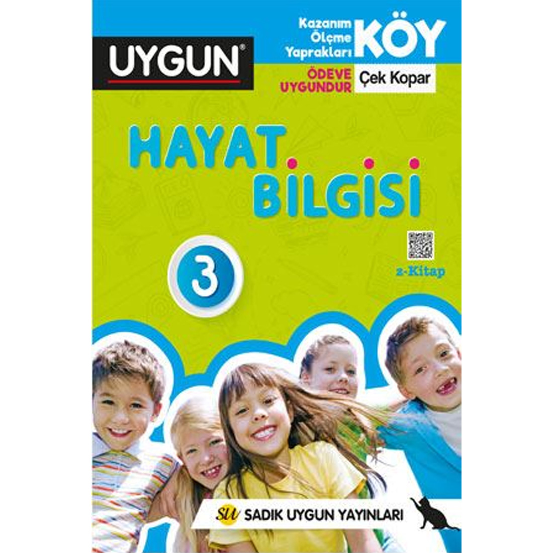 3.Sınıf Köy Hayat Bilgisi  Sadık Uygun Yayınları