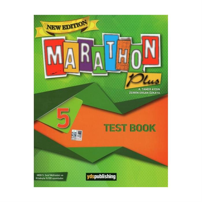 Yds Publishing Yayınları New Edition Marathon Plus Grade 5 Test Book