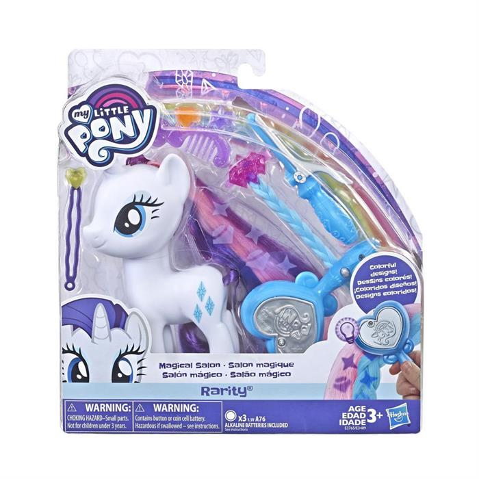 My Little Pony Sihirli Kuaför Seti Rarity E3489 - E3765
