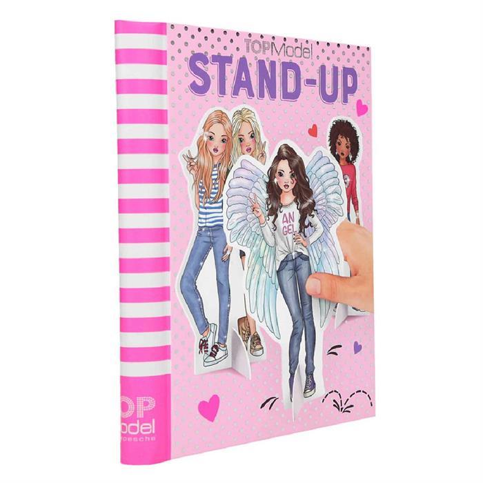 Top Model Stand Up Boyama Kitabi 10559 Yardimci Kitaplar