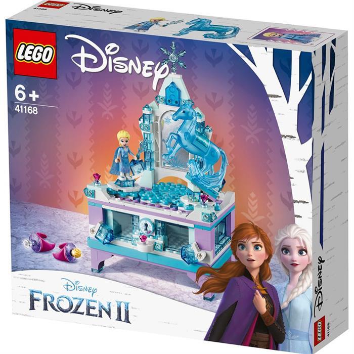 Lego Disney Frozen Karlar Ulkesi 2 Elsa Nin Mucevher Kutusu 41168