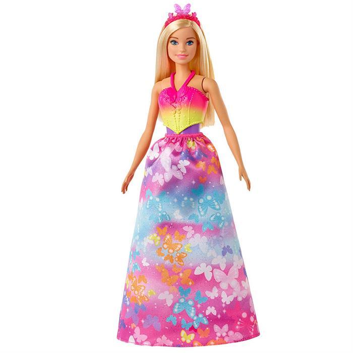 Barbie Dreamtopia Donusen Prenses Bebek Oyun Seti Gjk40 Gjk39