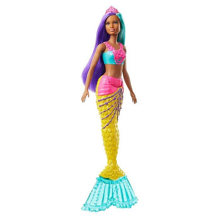 Barbie Dreamtopia Deniz Kizi Bebekler Gjk07 Gjk10 Yardimci