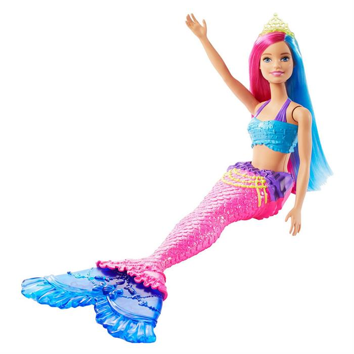 Barbie Dreamtopia Denizkizi Bebekler Gjk07 Gjk08 Yardimci Kitaplar