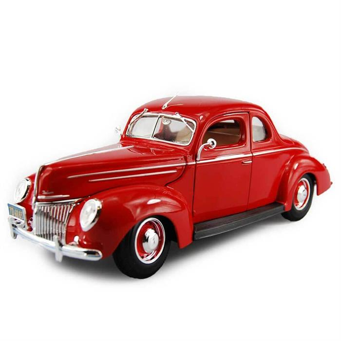 Maisto Special Edition 1939 Ford Deluxe 1/18 Model Araba 31180